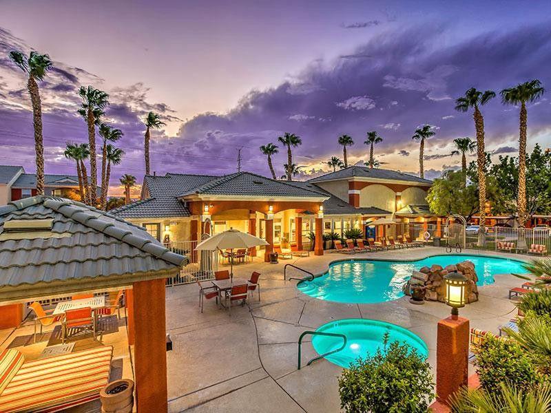 Las Vegas Metropolitan area