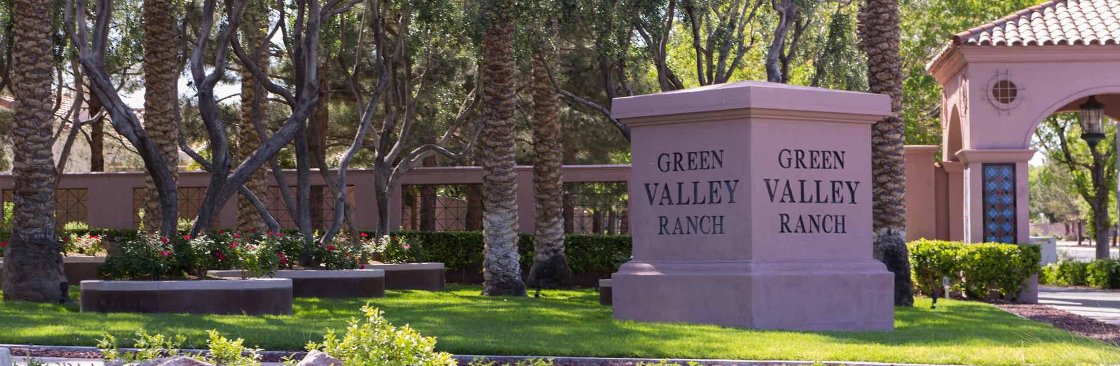 Green Valley Ranch Henderson - LasVegasRealEstate.com