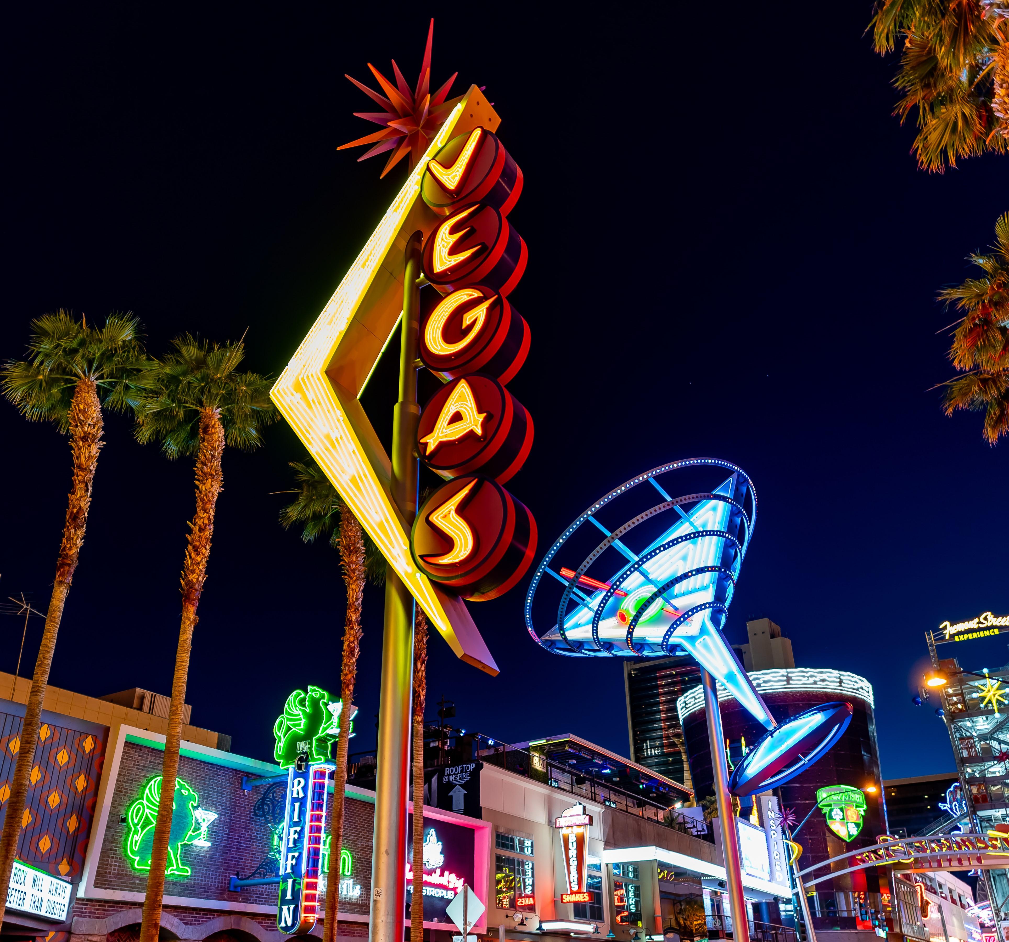 Downtown Las Vegas - LasVegasRealEstate.com - Photo by McKenzie Woodcock