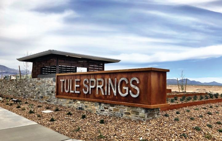 Tule Springs North Las Vegas 1