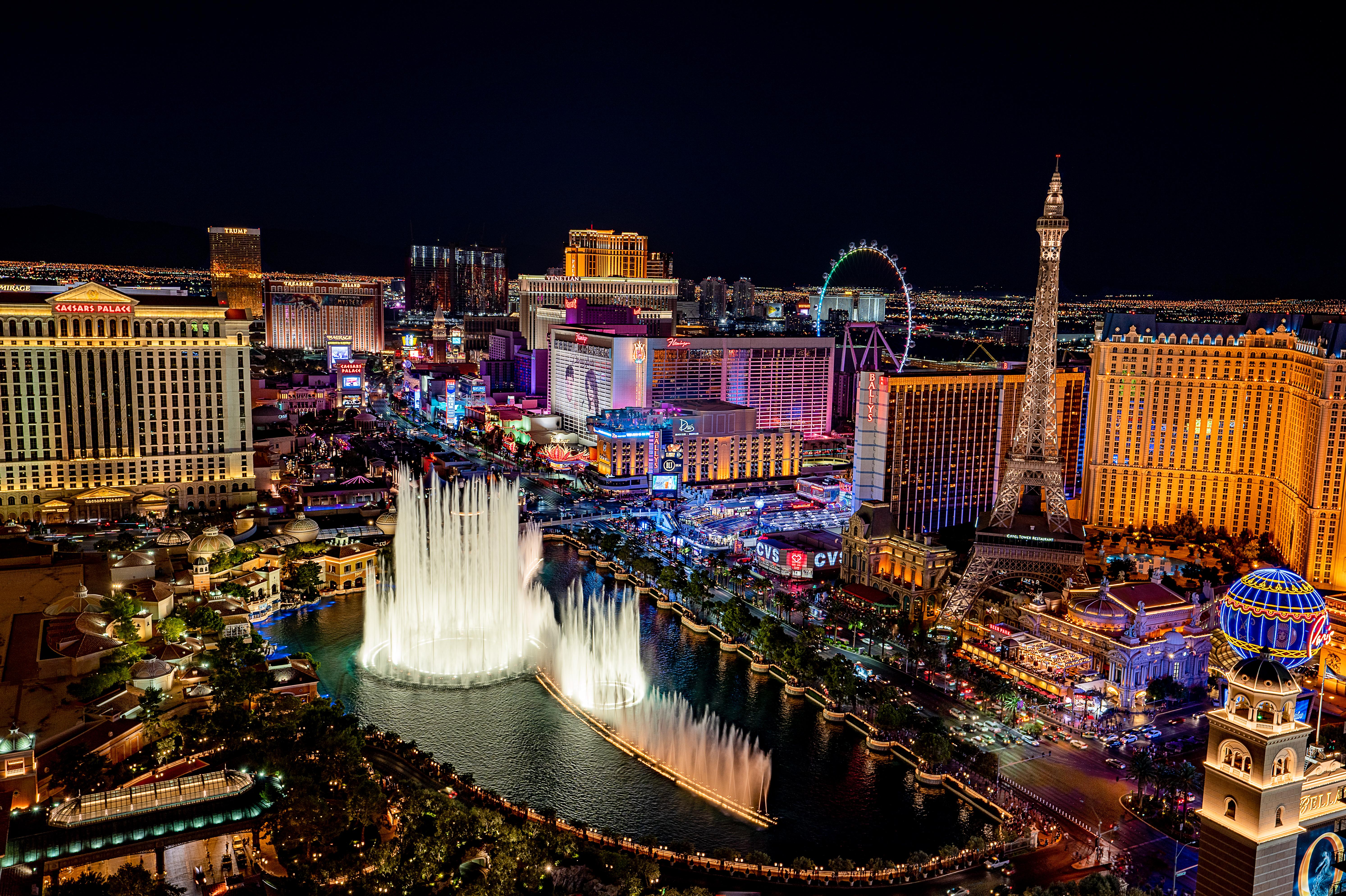 Las Vegas Strip - McKenzie Woodcock for LasVegasRealEstate.com