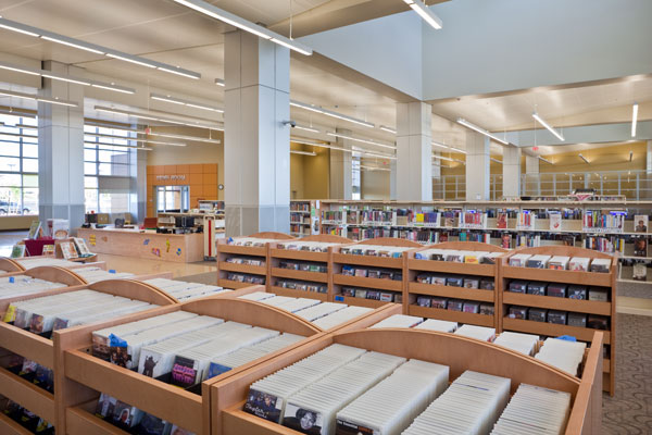 Las Vegas Libraries - LasVegasRealEstate.com