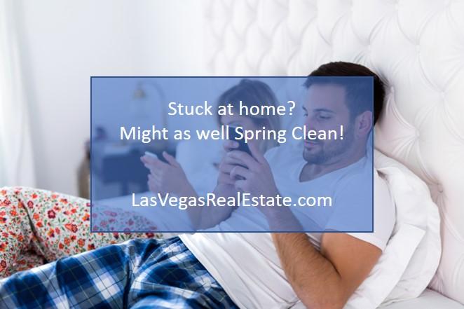Stuck at home - LasVegasRealEstate.com