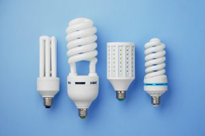 Common Types of Home Light Bulbs