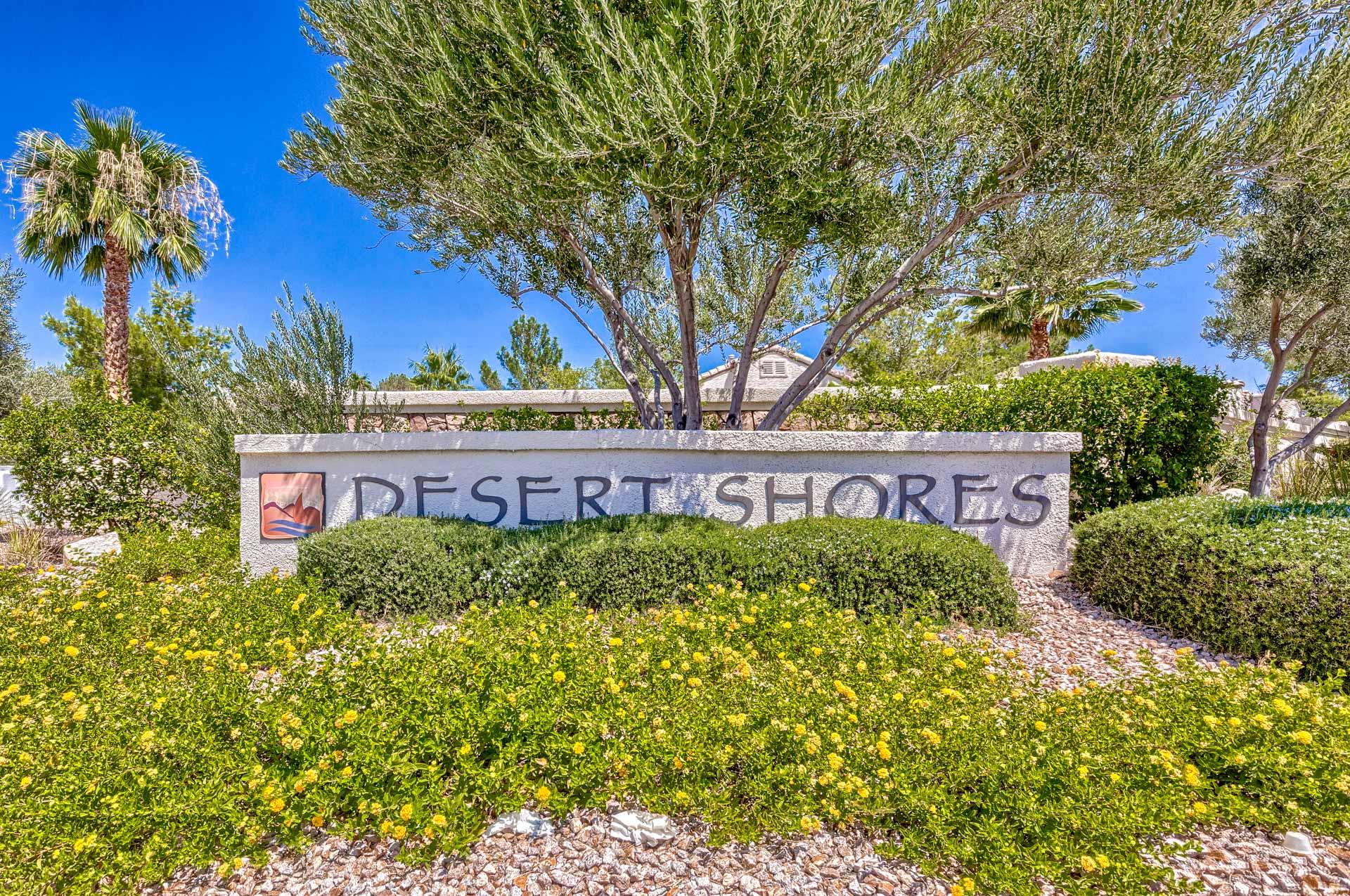 Desert Shores Las Vegas 4 - LasVegasRealEstate.com