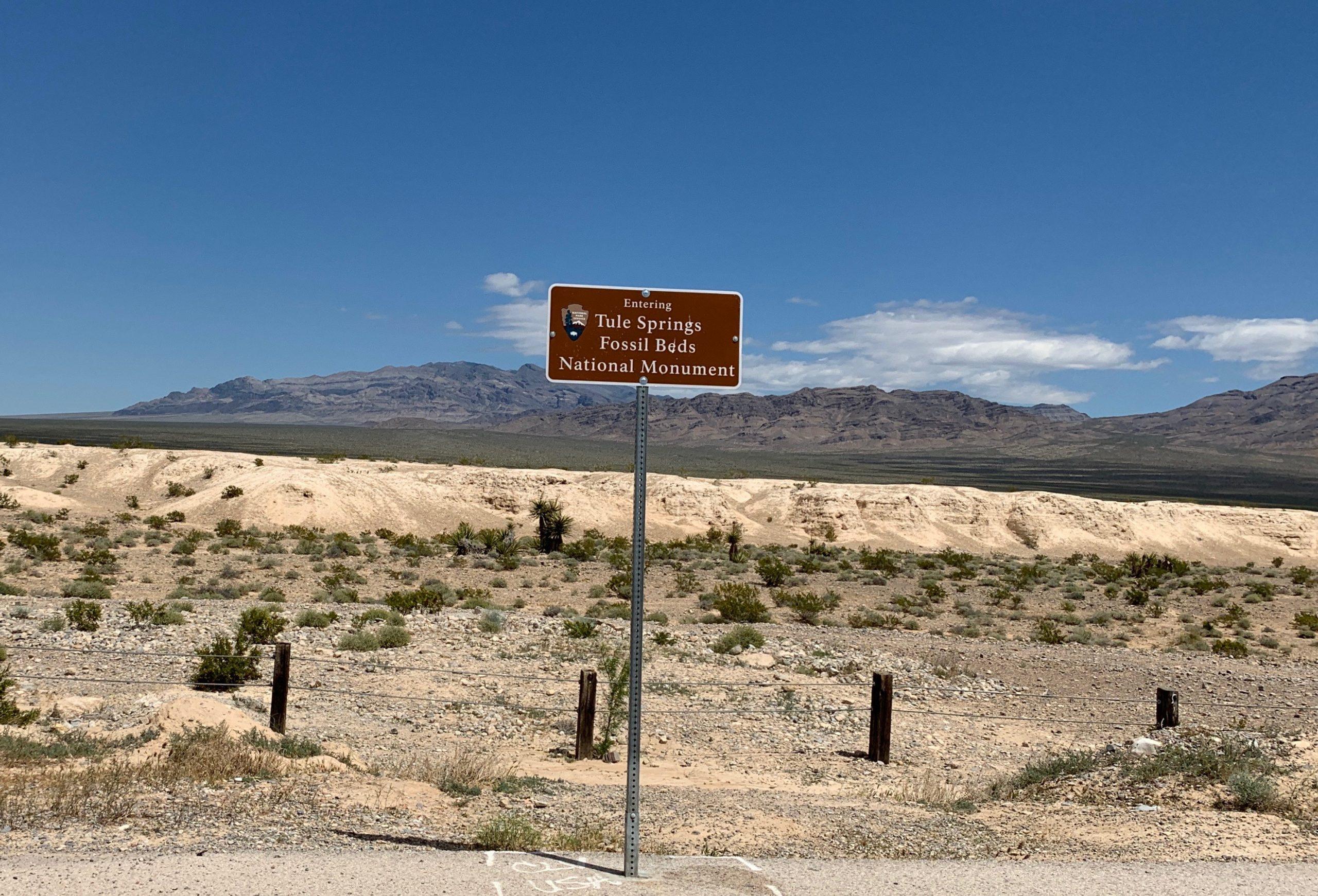 Tule Springs North Las Vegas