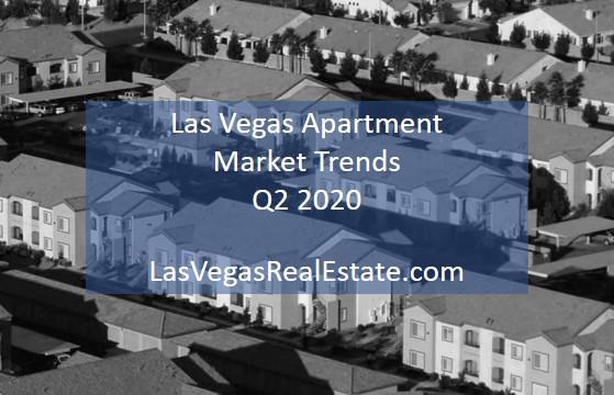 Las Vegas Apartment Market Trends Q2 2020 - LasVegasRealEstate.com